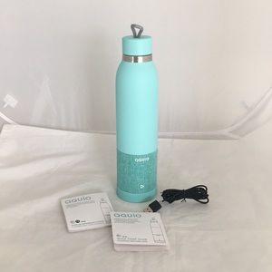 iHome Aquio Bluetooth speaker water bottle